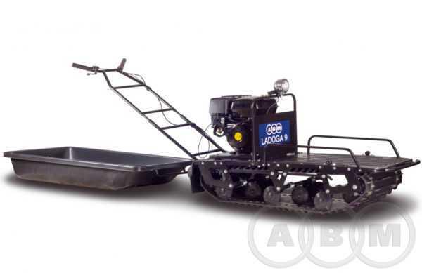 Мотобуксировщик АВМ Ladoga 9V-WTYF с вариатором