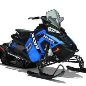 Спортивный снегоход Polaris 600 RUSH XCR