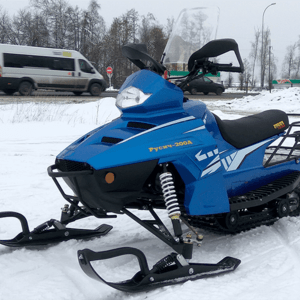 Снегоход Русич 200А