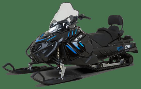 Снегоход Русская механика RM Vector 551I