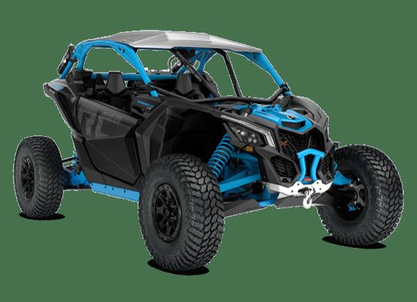 Квадроцикл BRP MAVERICK X3 X RC TURBO R