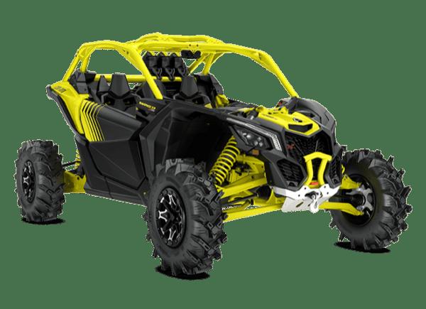 Квадроцикл BRP MAVERICK X3 X MR TURBO R