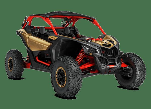 Квадроцикл BRP MAVERICK X3 X RS