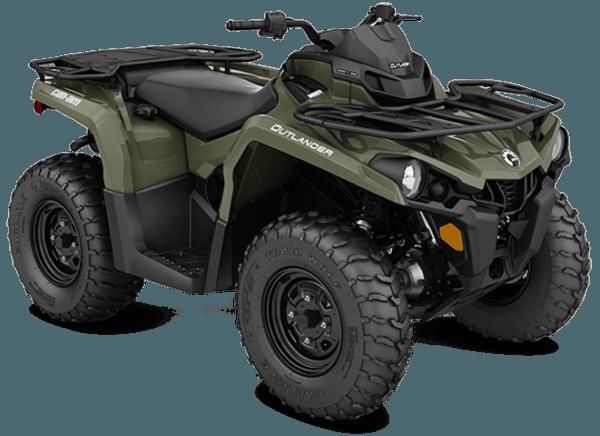 Квадроцикл BRP OUTLANDER 450 PRO