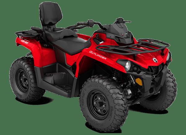 Квадроцикл BRP OUTLANDER MAX 450