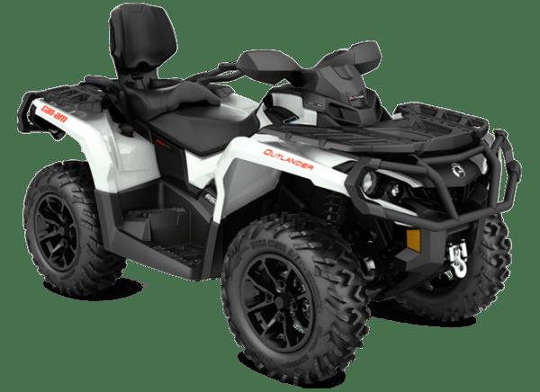 Квадроцикл BRP OUTLANDER MAX 1000R XT