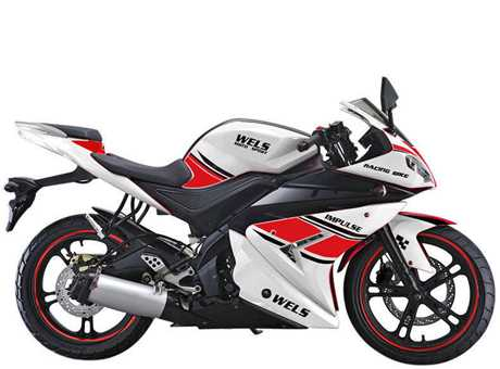 мотоциклы wels