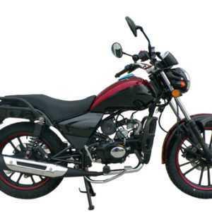 Мотоцикл WELS ZHUKE City 150сс