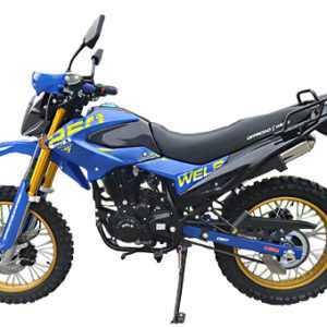 Мотоцикл WELS MX200R5