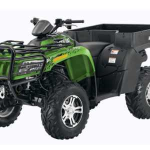 Квадроцикл Arctic Cat 700 EFI H1 TBX LTD PS