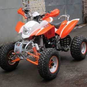 Квадроцикл IRBIS ATV 250сс 4т (2017)