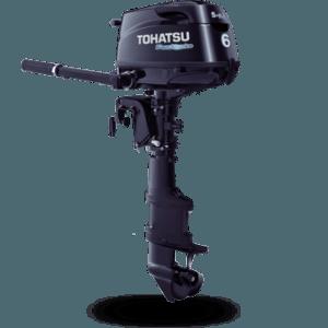 Лодочный мотор Tohatsu MFS6C SailPro