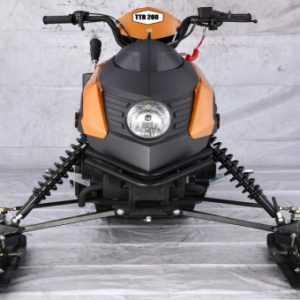 Снегоход SNOWMAX T-200 (двиг. 170 см3)