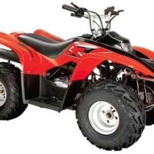 Квадроцикл Wels HS70