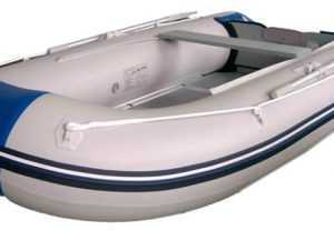 Лодка Golfstream Base CB 385