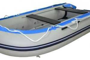 Лодка Golfstream CD 385 (W)