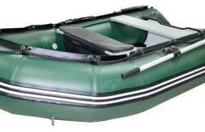 Лодка Golfstream Professional CA 430(AL)