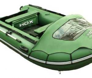Лодка HDX HELIUM-330 Airmat