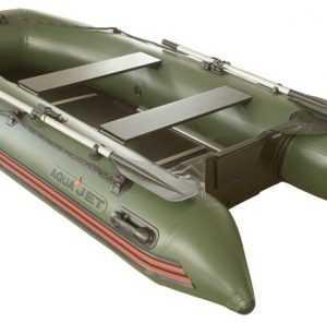 Лодка AQUA-JET МЕ380AL