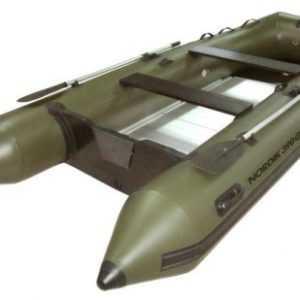 Лодка NORDIK 390GT