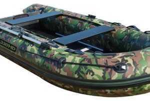 Лодка NORDIK 330HD