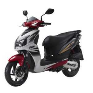 скутеры sym