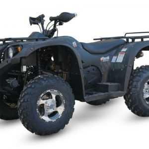 Квадроцикл WELS HS 400 ATV-6