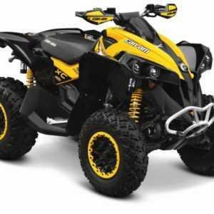 Квадроцикл BRP RENEGADE 800 XXC BLACK/YELLOW