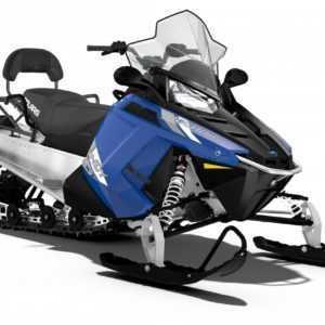 Туристический снегоход Polaris 550 INDY LXT