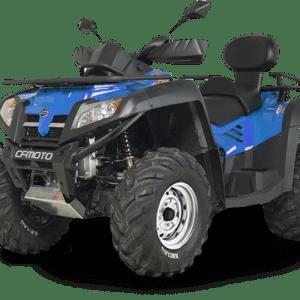 Квадроцикл CFMOTO X8 Basic
