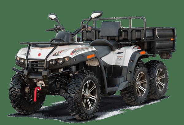 Квадроцикл РМ 650-2 6Х4