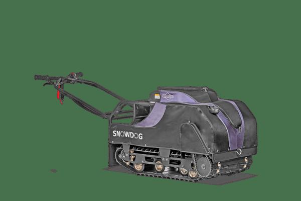 Мотобуксировщик BALTMOTORS SNOWDOG Compact C-R15ME-WR