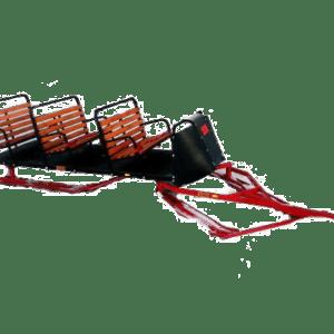 Сани пассажирские 6 МЕСТ (Русская механика RM)