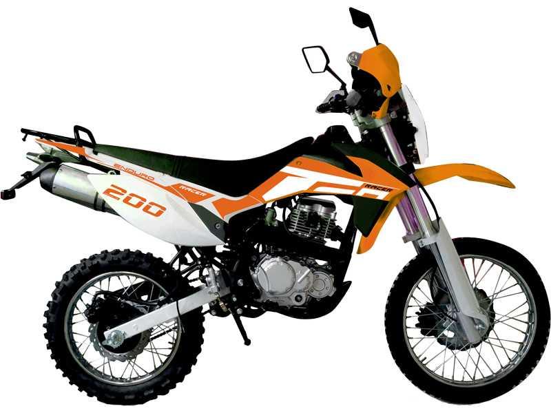 мотоцикл рейсер