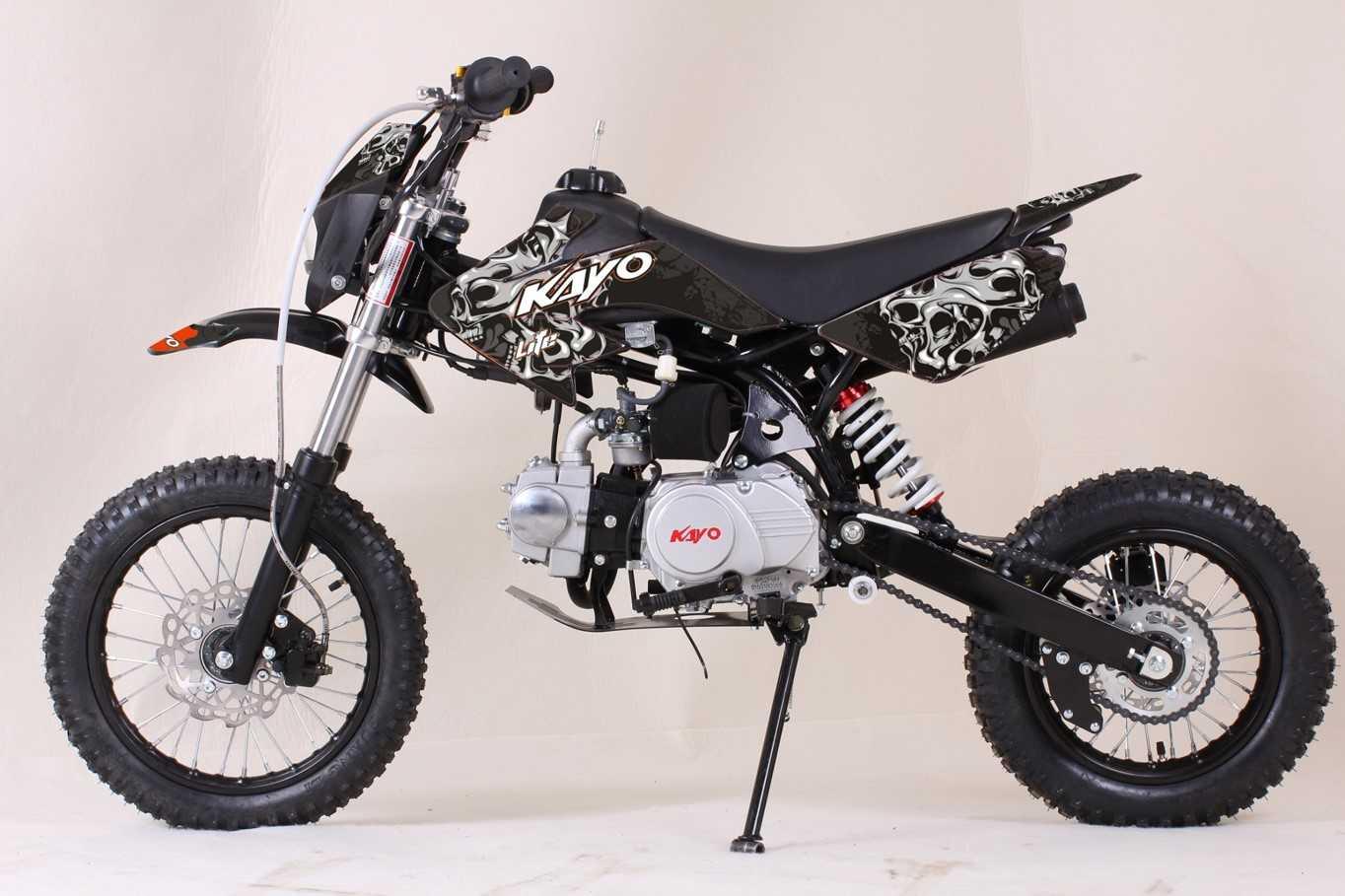 мотоциклы кайо