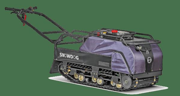 Мотобуксировщик BALTMOTORS SNOWDOG Standard S-Z13M-WRC