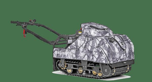 Мотобуксировщик BALTMOTORS SNOWDOG Compact C-B13ME-WR