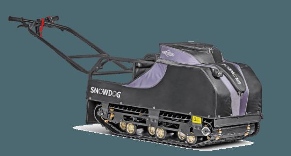Мотобуксировщик BALTMOTORS SNOWDOG Standard S-B13MER-WR