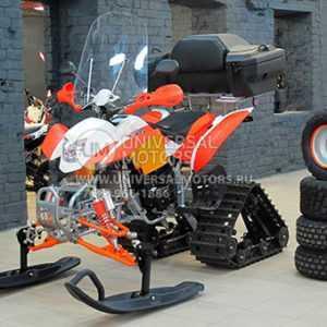 Квадроцикл Apache Track 250