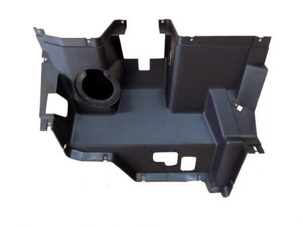 Защита левая передняя 13210580010 купить по цене 1830 руб.
