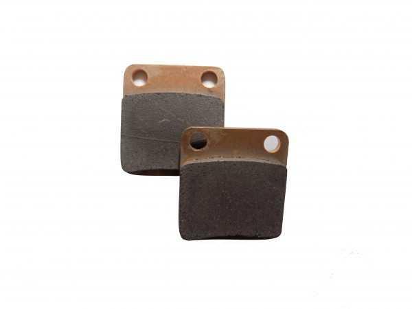 Колодки тормoзные передние 710092005D (Комплект 2 шт.) купить по цене 1433 руб.