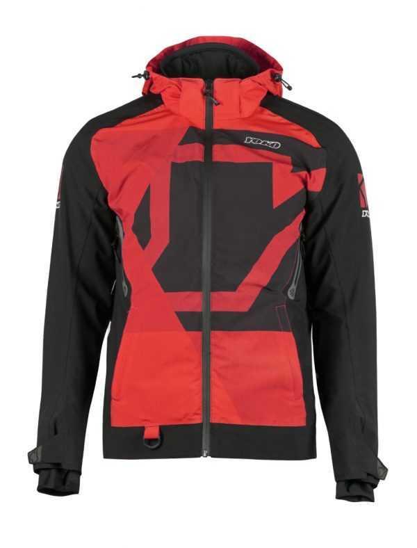Куртка YOKO KISA, красный купить по цене 18900 руб.