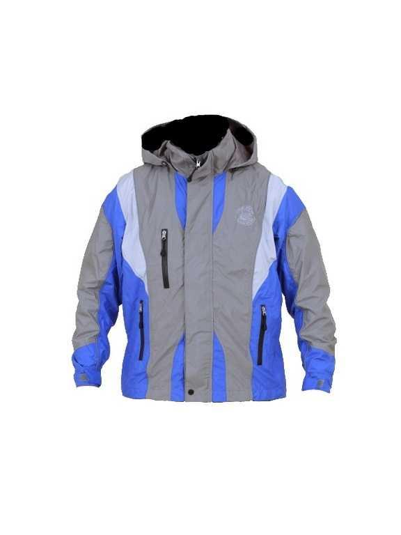 Куртка мужская 850М1-12 син/сер купить по цене 5014 руб.