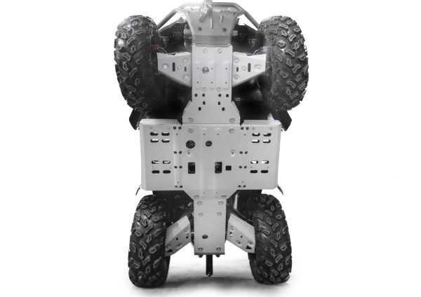 Комплект защит днища для ATV RM 800 DUO купить по цене 17500 руб.