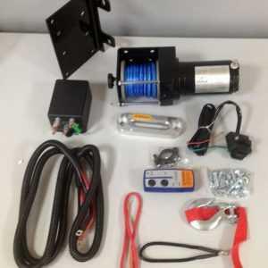 Лебедка электрическая LD3000-Al (1) купить по цене 11371 руб.