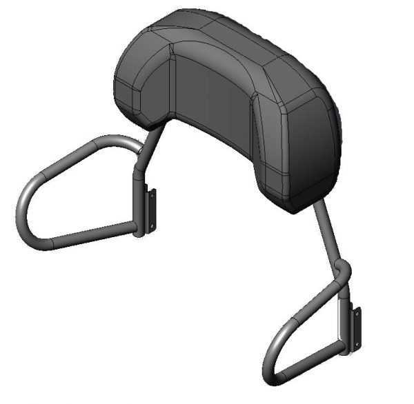 Спинка сиденья C40103520 купить по цене 7021 руб.