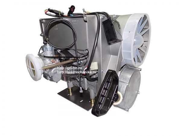 Двигатель РМЗ-640-34 110502600-02ЗЧ купить по цене 87110 руб.