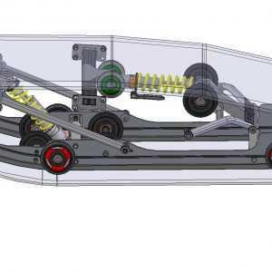 Движитель гусеничный L30201200ЗЧ купить по цене 159642 руб.