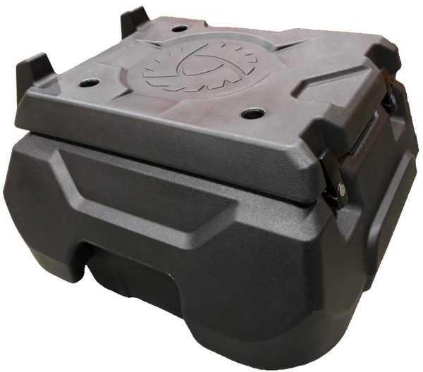 Кофр задний пластиковый RM Pro Vector 551i купить по цене 9200 руб.
