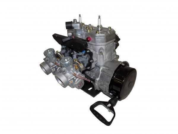 Двигатель РМЗ-551 K20500600ЗЧ купить по цене 183461 руб.